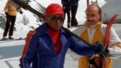 Le moniteur des Bronzés font du ski est