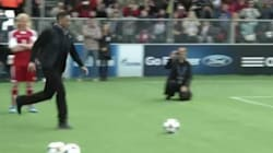 Will Smith n'est vraiment pas doué pour le soccer