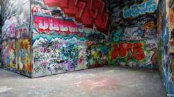 Droni anti graffiti: testati da ferrovie dello