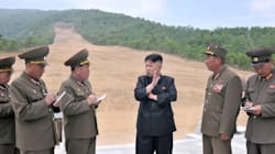 La Corée du Nord se met au