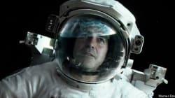 Gravity: Clooney e Sandra Bullock persi nell'immensità dello