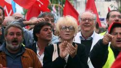 Addio a Franca Rame (FOTO,