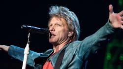 Jon Bon Jovi's Vancouver Concert