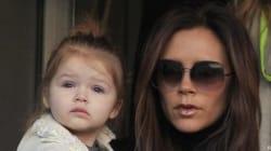 Victoria Beckham ne se maquille pas devant sa fille de peur qu'elle