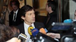 Leonardo suspendu 9 mois ferme de toutes fonctions
