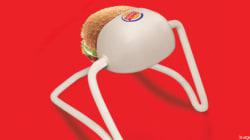 Burger King a inventé le kit Whopper mains