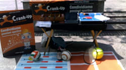Crank-Up: il social network degli sportivi (FOTO,
