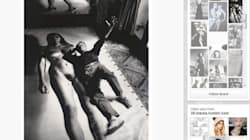 Pinterest apre al nudo artistico