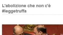Grillo riprende Huffpost e lancia l'hashtag