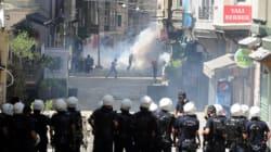 Deuxième jour de manifestations antigouvernementales et d'affrontements à
