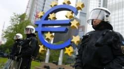 Blockupy contro Banca centrale europea a Francoforte. Scontri con polizia