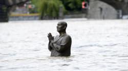 Maltempo in Europa: 4 morti e 8 dispersi. Danubio a rischio esondazione