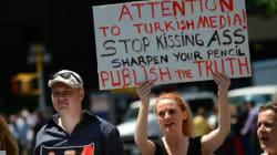Les opposants turcs s'offrent une pub dans le New York Times pour 75.000