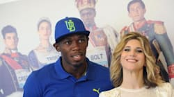 Bolt a Roma ospite d'onore al Golden Gala