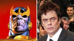 Benicio Del Toro rejoint l'univers