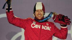 Jon Montgomery, 'Amazing Race Canada'