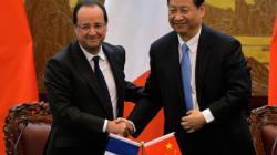 Quand la Chine se réveillera... la France aura la gueule de
