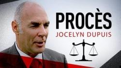 Jocelyn Dupuis devra subir son