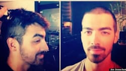 Joe Jonas' Hair