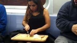 Les passagers les plus insolites du métro