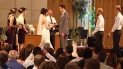 Un mariage pas comme les