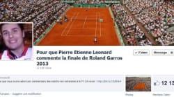 Le «commentateur fou» de Roland Garros devient une star du Web