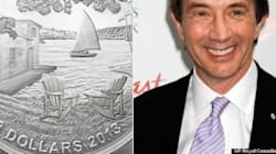 No Joke: Martin Short Designs Canadian $3