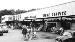 Il y a 50 ans, un magasin d'un type nouveau ouvrait ses