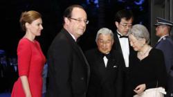 Hollande au Japon : la visite en