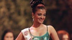 LOOK: When Aishwarya Was Miss