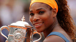 Serena Williams triomphe à Roland-Garros