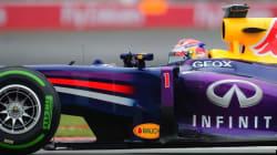 Vettel, Hamilton, Bottas, Rosberg sur les deux premières lignes