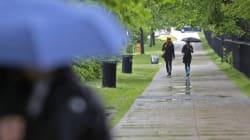 Pluie: Andrea déverse au moins 60 mm sur les provinces