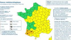 Plus que trois département du Sud-Ouest en vigilance