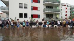 Allemagne: Les inondations forcent des milliers d'autres