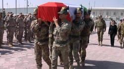 Funerali Giuseppe la Rosa: rientra il corpo del capitano ucciso in
