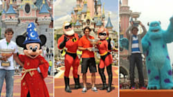 Nadal chez Mickey, une vieille