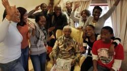 De la télé aux bouteilles, les Mandela se disputent l'héritage de