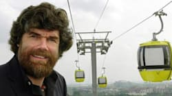 Zaha Hadid firma il museo di Messner in