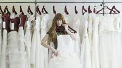 How to Buy a Wedding Dress Without Wanting to Kill