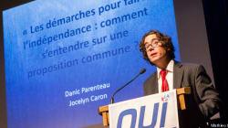 Un nouveau président pour le Nouveau mouvement pour le Québec
