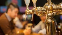 Baisse historique de la consommation de bière en