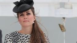 LOOK: Kate Middleton Wears An Animal