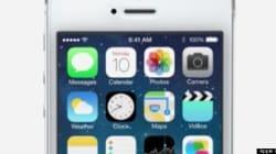 Apple et son iOS 7 donnent-ils la