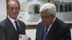L'Etat palestinien reconnaît Bertrand