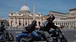 Le Harley Davidson invadono Roma