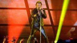 Revivez le concert de Johnny avec le meilleur et le pire du