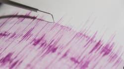 Séisme de magnitude 6,6 au large du