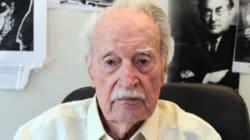 Maurice Nadeau, éditeur et écrivain, est