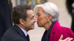 La lettre d'allégeance de Lagarde à Sarkozy inspire les
